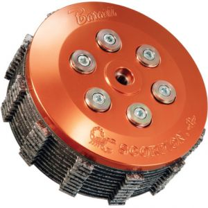 BARNETT 608-30-30009 SCORPION BIG TWINS CLUTCH ASSEEMBLY ALUMINUM