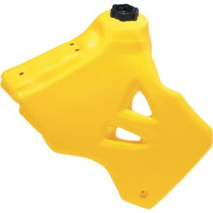 IMS-ROOL DESIGNS 115521-Y2 GAS TANK YELLOW