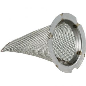 PRO CIRCUIT PC4000-0000 SPARK ARRESTOR SCREEN FOR T-4 EXHAUST SYSTEMS 3.5 INCH OR 4 INCH CANISTER