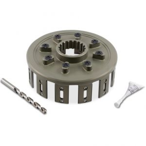 BARNETT 321-45-01015 CLUTCH BASKET OFF-ROAD ALUMINUM