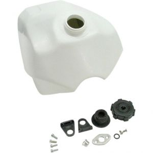IMS-ROOL DESIGNS 122219-W1 GAS TANK WHITE