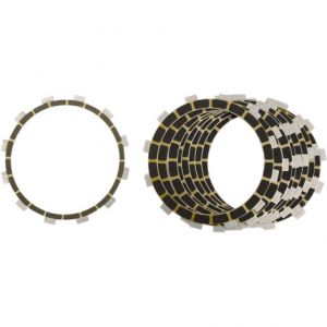 BARNETT 302-90-20056 CLUTCH FRICTION PLATE KIT CARBON FIBER 9 PLATES