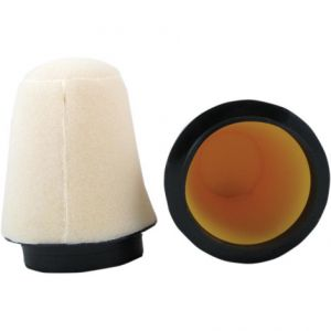 NO TOIL 380-25 AIR FILTER DUAL-LAYER LEFT | RIGHT FOAM PERFORMANCE REPLACEMENT