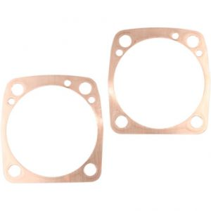 "COMETIC C9620 CYLINDER BASE GASKET COPPER 3.625"" BORE 0.020"" EVO-BT"