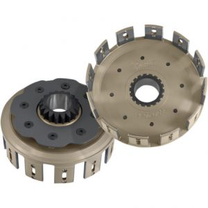 BARNETT 321-90-01004 CLUTCH BASKET OFF-ROAD ALUMINUM