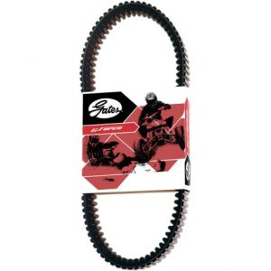 "GATES 13G3218 DRIVE BELT G-FORCE® 1.13"" X 33.38"" CUSTOM REPLACEMENT FABRIC BOTTOM BLACK"
