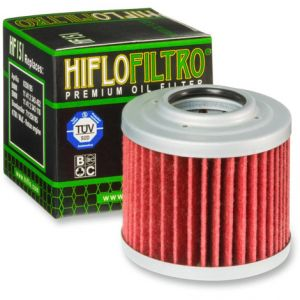 HIFLOFILTRO HF151 OIL FILTER REPLACEABLE ELEMENT PAPER