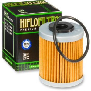 HIFLOFILTRO HF157 OIL FILTER REPLACEABLE ELEMENT PAPER