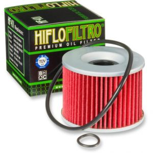HIFLOFILTRO HF401 OIL FILTER REPLACEABLE ELEMENT PAPER