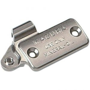 MAGURA 0720553 163 HYMEC COVER THREAD DECOMPRESSION LEVER SILVER