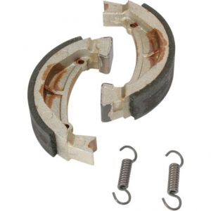 MOOSE RACING M9170 BRAKE SHOE XCR ORGANIC