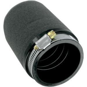 UNI FILTER UP-5229 CLAMP-ON POD FILTER STRAIGHT BLACK