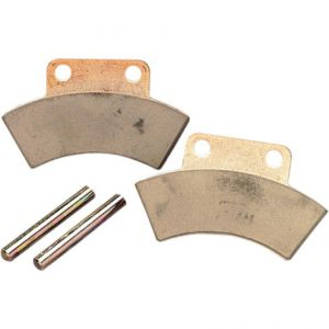 EPI WE440430 BRAKE PAD HEAVY DUTY SINTERED METAL FRONT