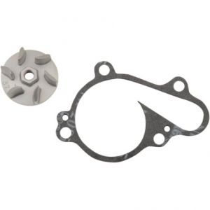 BOYESEN WPI-31 WATER PUMP IMPELLER SUPERCOOLER ALUMINUM OEM REPLACEMENT GRAY
