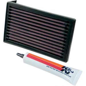 K & N YA-6090 REPLACEMENT AIR FILTER YAMAHA XT600E/XTZ660 90-99