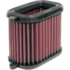 K & N YA-0700 REPLACEMENT AIR FILTER YAMAHA R5/RD250/RD350 70-75