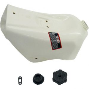 IMS-ROOL DESIGNS 117313-W1 GAS TANK WHITE
